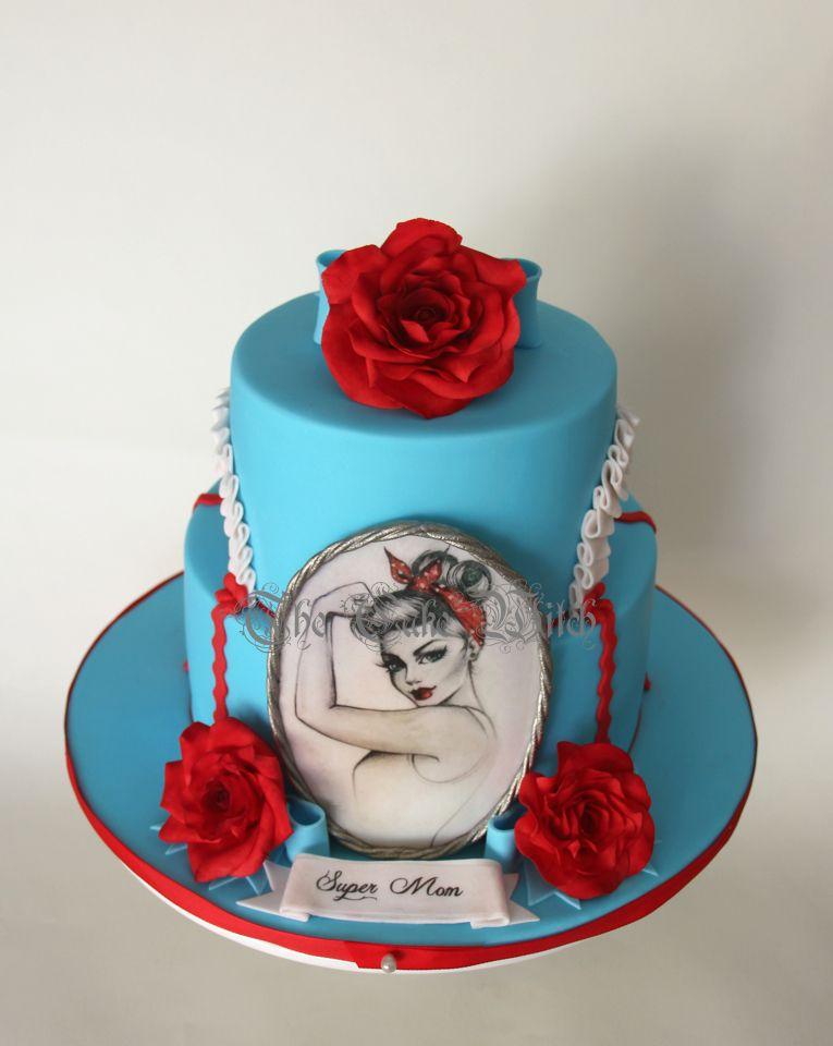 Min Pin cake