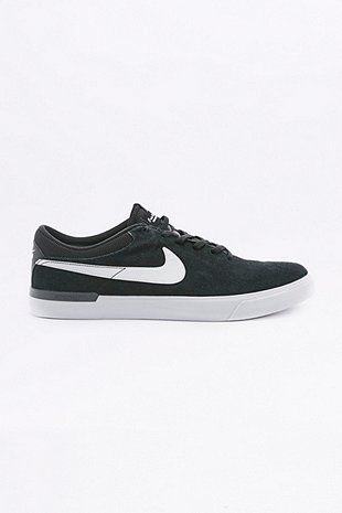 Nike SB Koston Hypervulc Black Trainers - Urban Outfitters