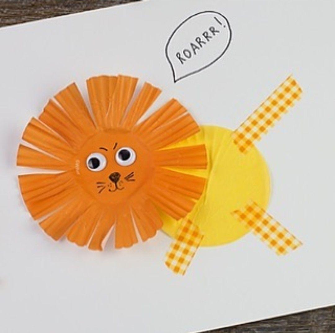 Preschool Letter Crafts By Irene Waweru On Animals