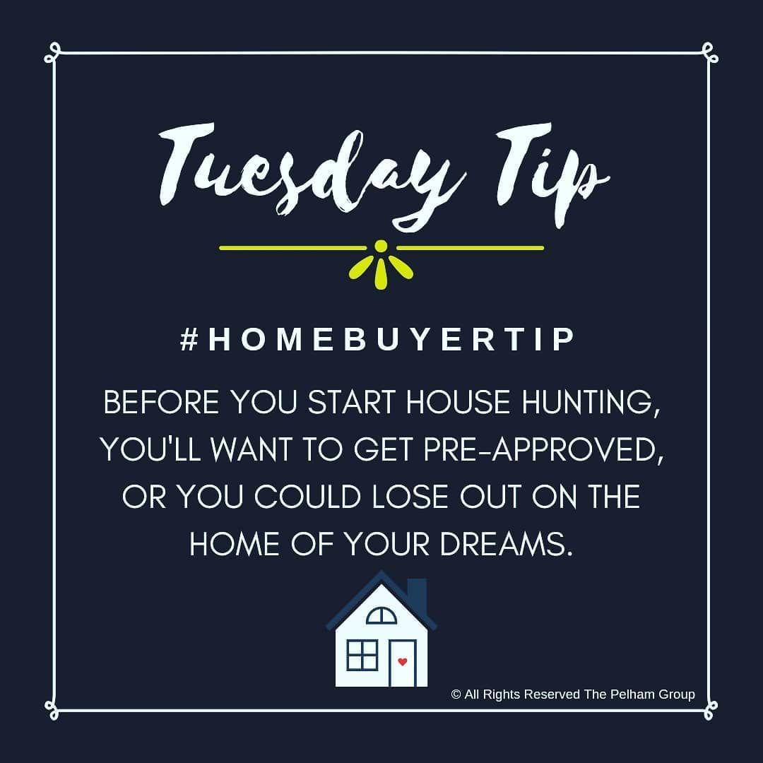 New The 10 Best Home Decor With Pictures Happy Tuesday Important Tuesday Tip For Our Buyers Homebuyertip Getpreappro Home Buying Happy Tuesday Tips