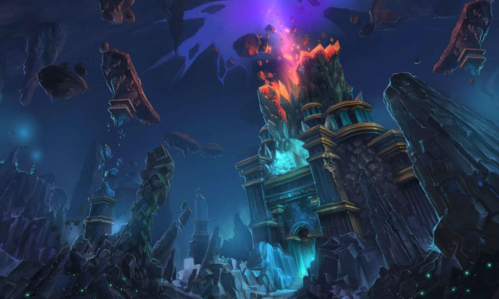 World Of Warcraft Cataclysm By Skycrawlers On Deviantart World Of Warcraft World Of Warcraft Cataclysm World Of Warcraft Game