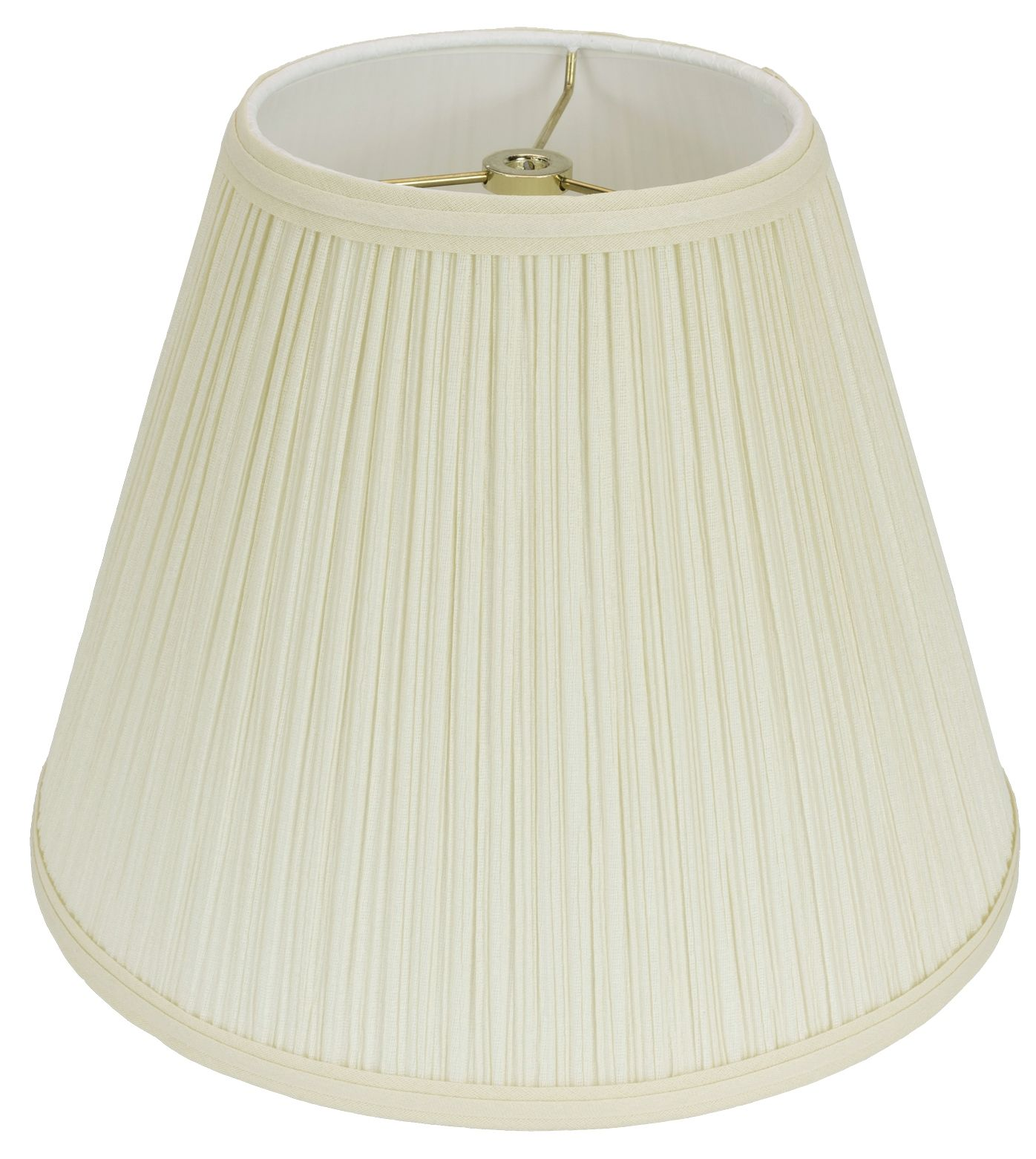 Mushroom Pleated Lamp Shade Cream White 12 20 W With Images Pleated Lamp Shades Lamp Shade Lamp