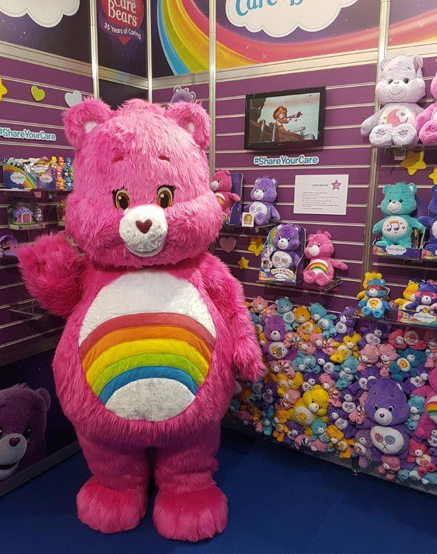 Care Bears - Cheer Bear Character Costume For Events  Rainbow ... #carebearcostume