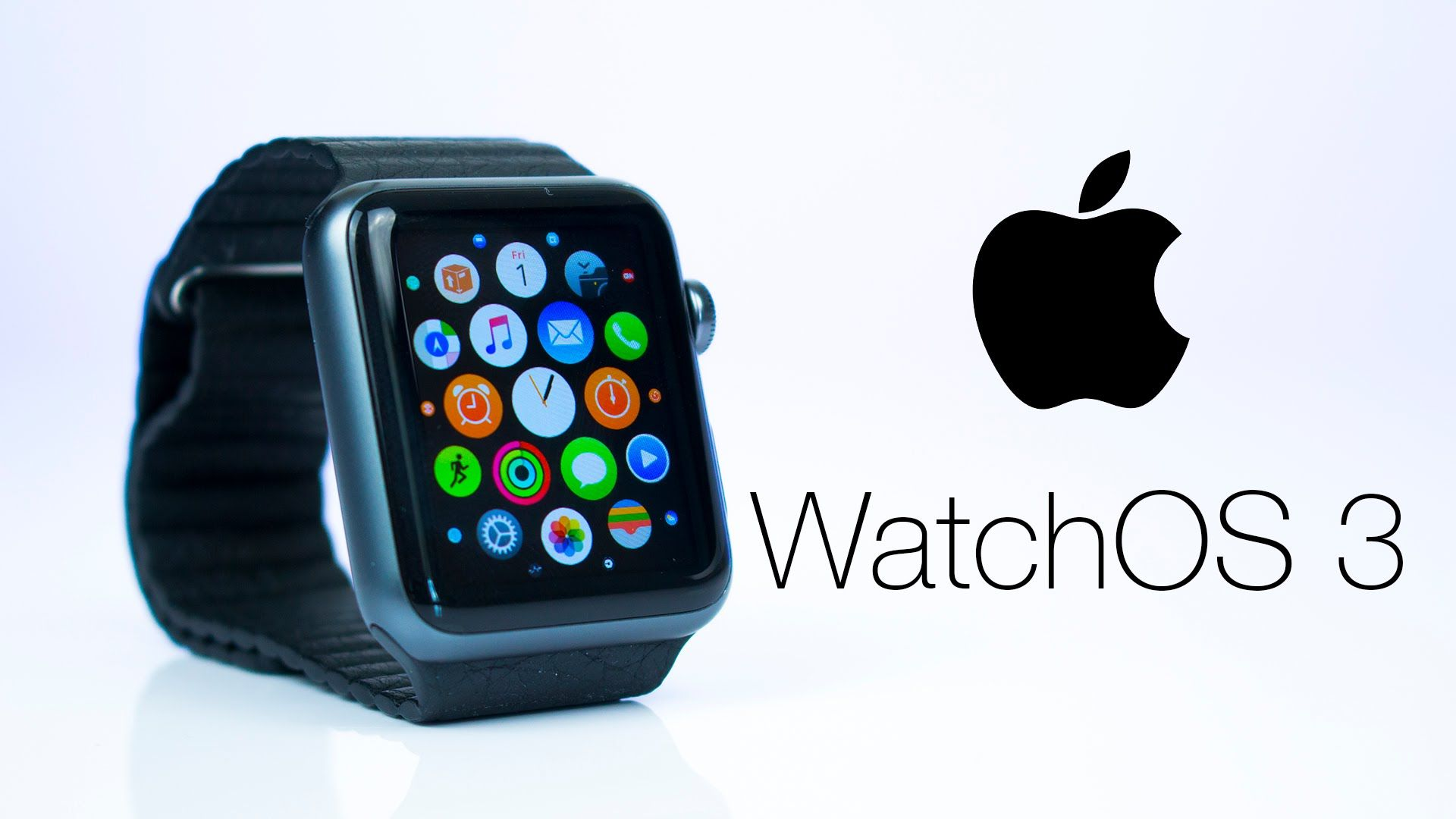 cool Apple Watch OS 3 - TOP 20 NEW Features! Check more at http://gadgetsnetworks.com/apple-watch-os-3-top-20-new-features/