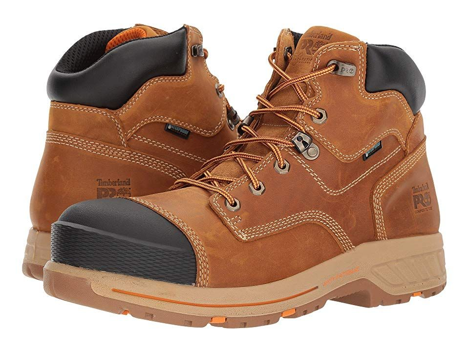 f5dcb59d137 Timberland PRO Helix 6 HD Composite Safety Toe Waterproof BR Men's ...