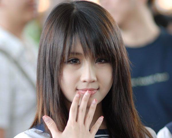 Taiwan Girl 26 Encouraging Cute Easy Hairstyles For School Hairstyles For School Hair Styles Easy Hairstyles For School
