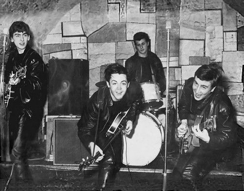 The Beatles 8 December 1961 Friday The Cavern Club Liverpool Print 14 x 11"