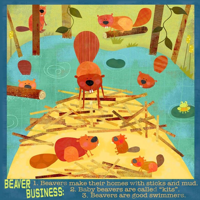 Beaver Lodge   Critters   Pinterest   Busy beaver and Animal