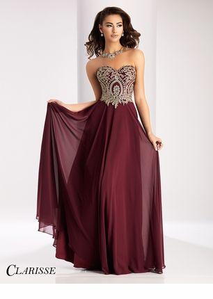 Clarisse 2715 Prom Dress