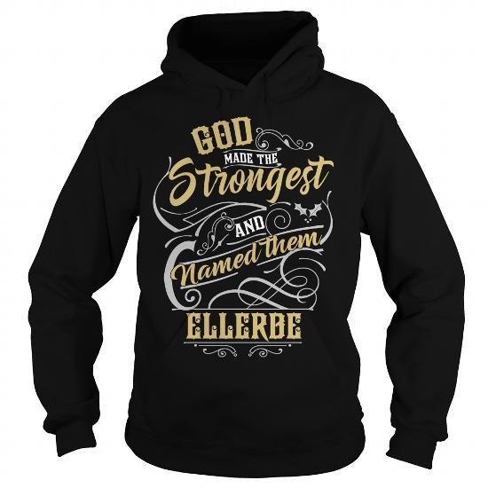 I Love ELLERBE ELLERBEBIRTHDAY ELLERBEYEAR ELLERBEHOODIE ELLERBENAME ELLERBEHOODIES  TSHIRT FOR YOU Shirts & Tees