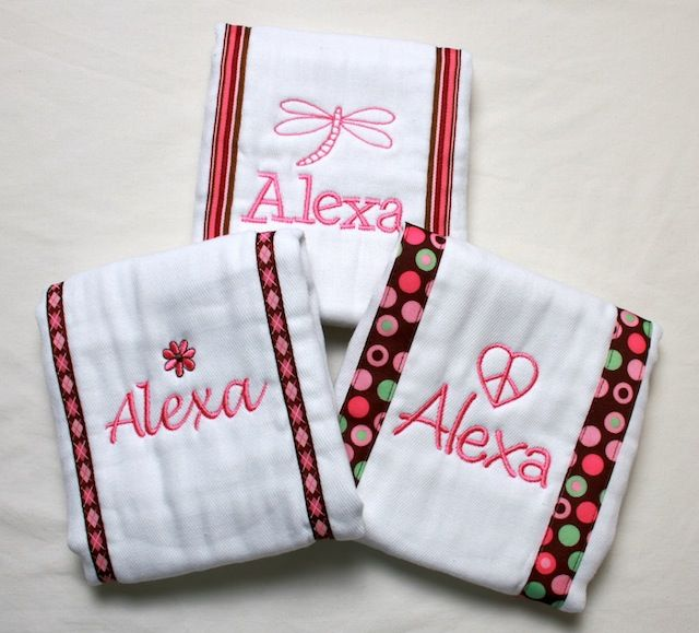 The cutest things personalized baby gifts burp cloths bibs the cutest things personalized baby gifts burp cloths bibs blankets towels negle Gallery