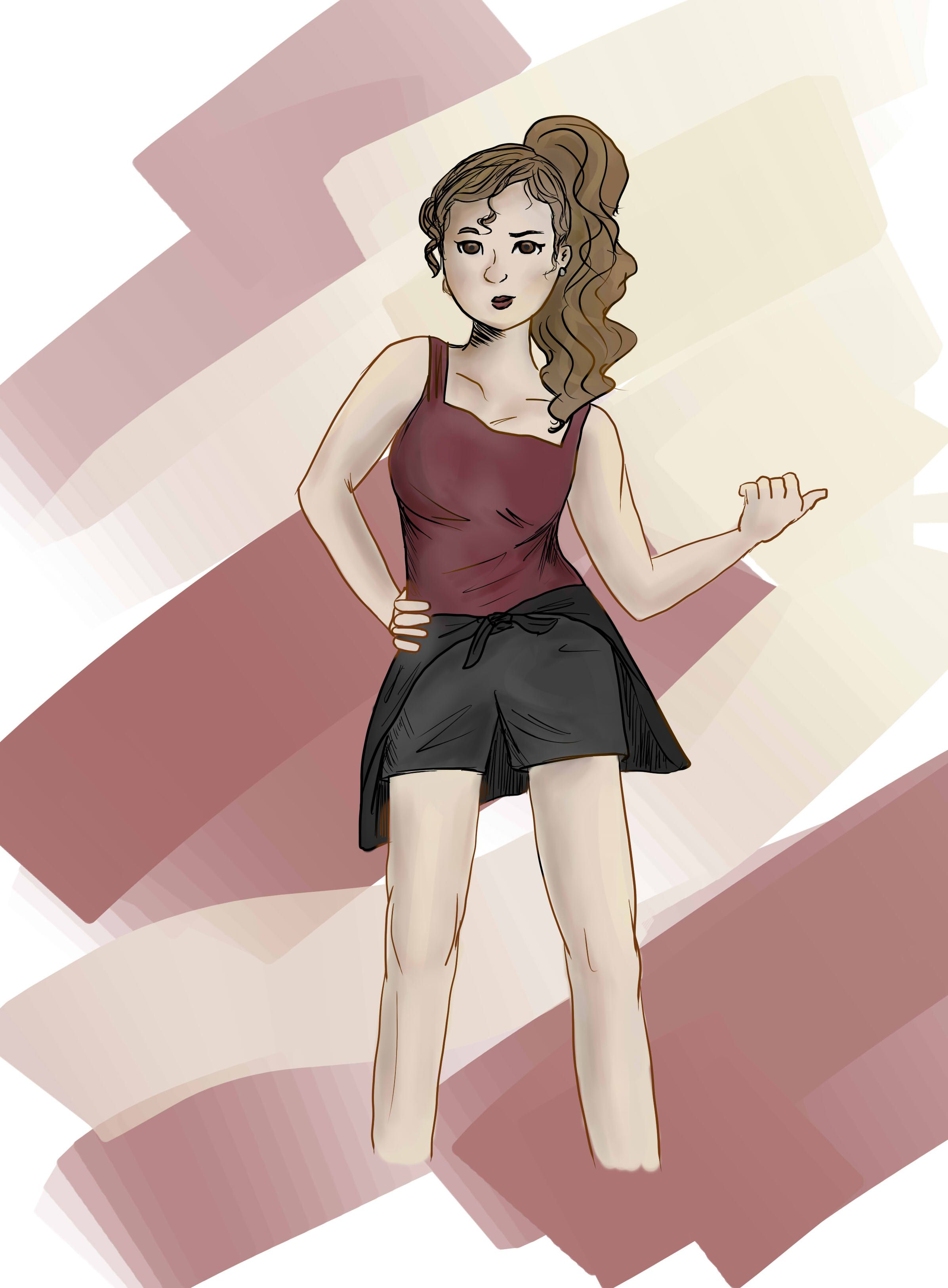 Sassy Dancer