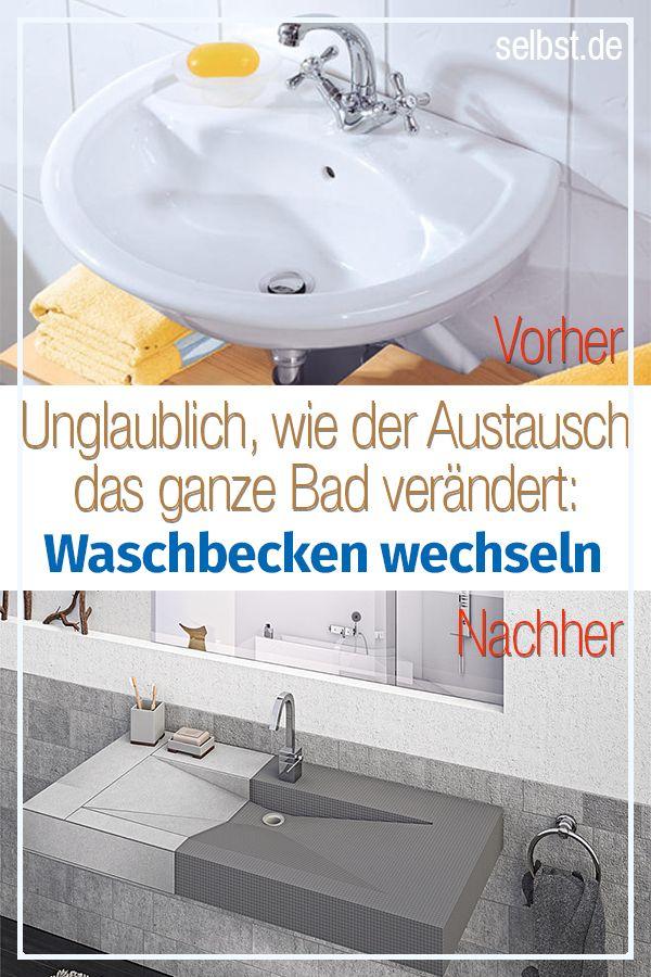 Waschbecken Waschbecken Dusche Einbauen Waschbecken Bad