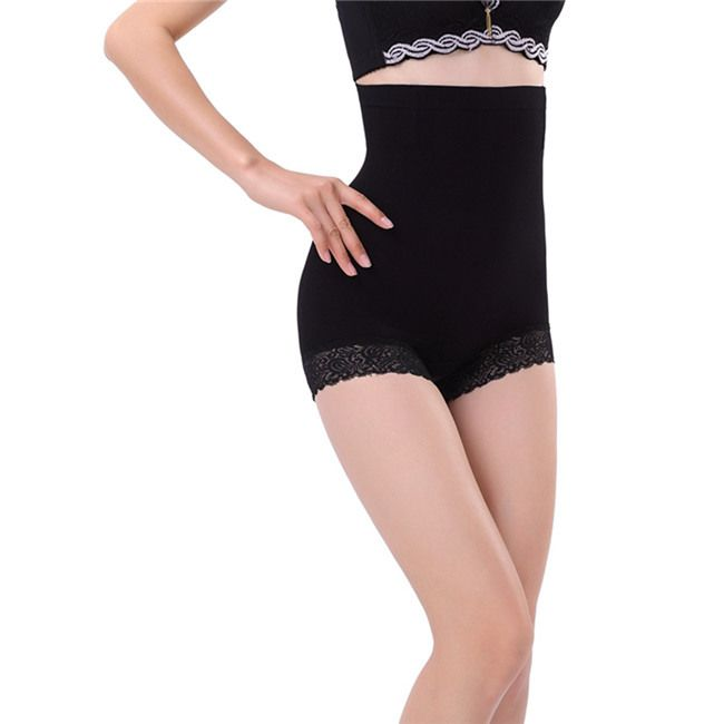 2016 guaina dimagrante shapewear senza soluzione di continuità donne body shaper breve vita alta pancia controllo shapewear pantaloni shorts