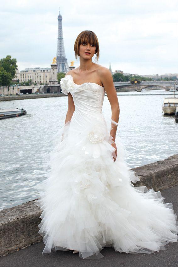 Robe mariee cymbeline 2009