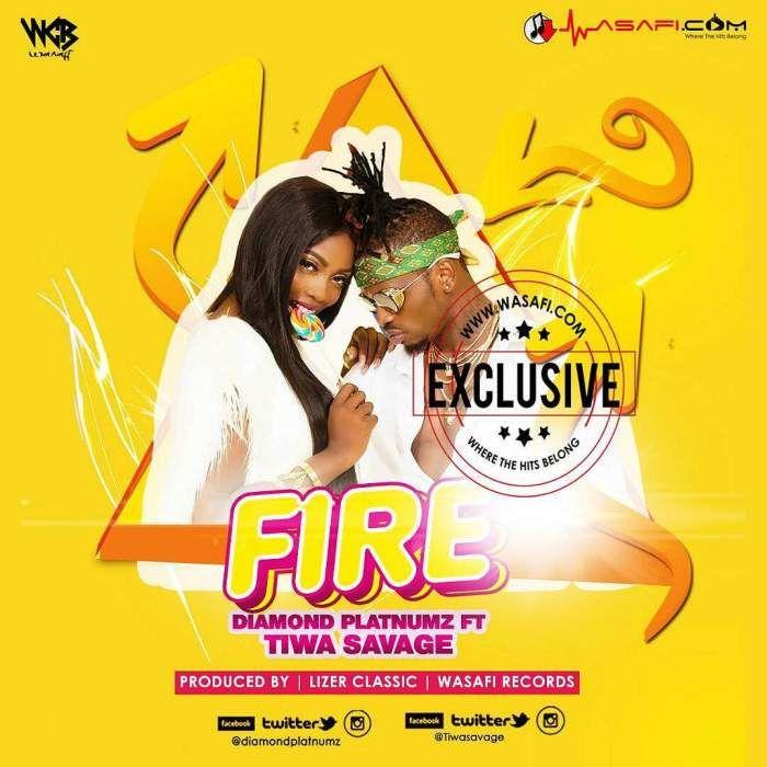 Fire (feat. Tiwa Savage) [Prod