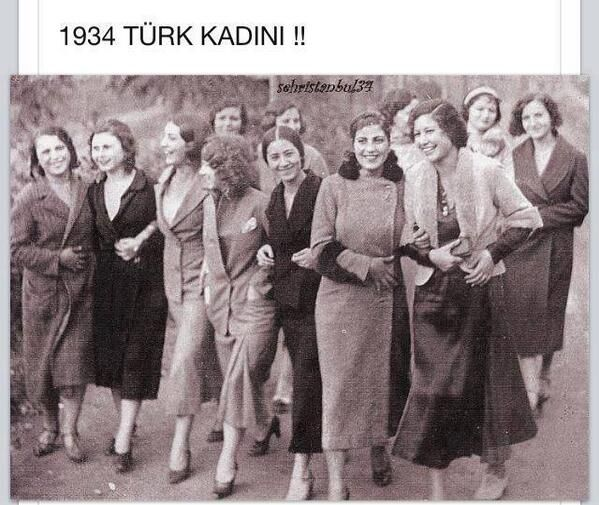 Ey Kahraman Türk Kadını Senomuzlar üzerinde Göklere Yükselmeye