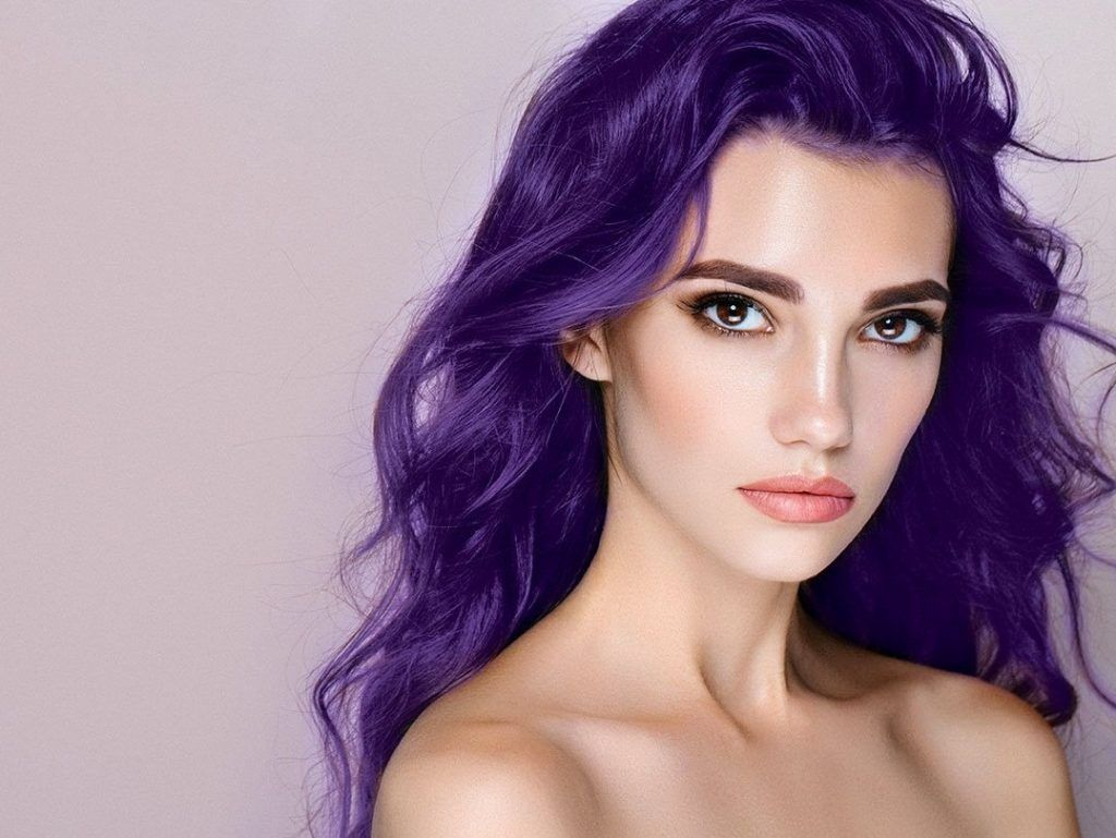 15 Must Have Dark Purple Hair Colour Ideas (With images