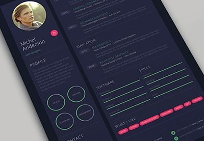Creative Resume Designs 9 Creative Resume Design Tips With Template Examples Design