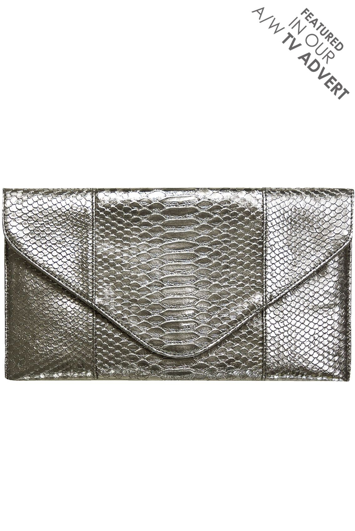 Pewter Bags Clutches | Luggage And Suitcases