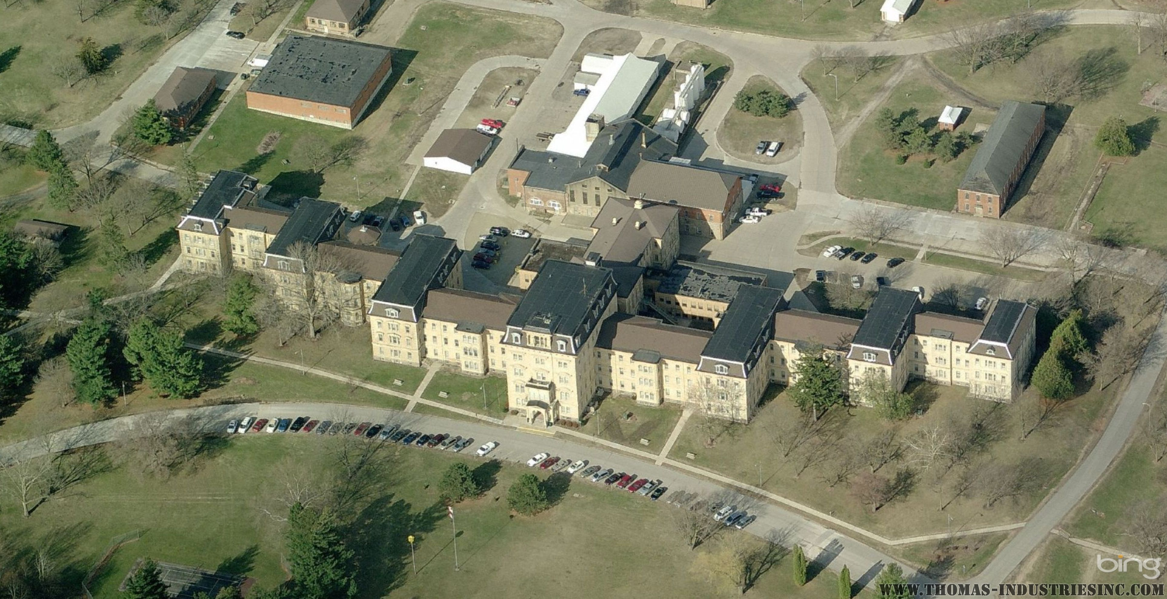 Cool Aerial View Of The Mental Health Institute This Web Site Now