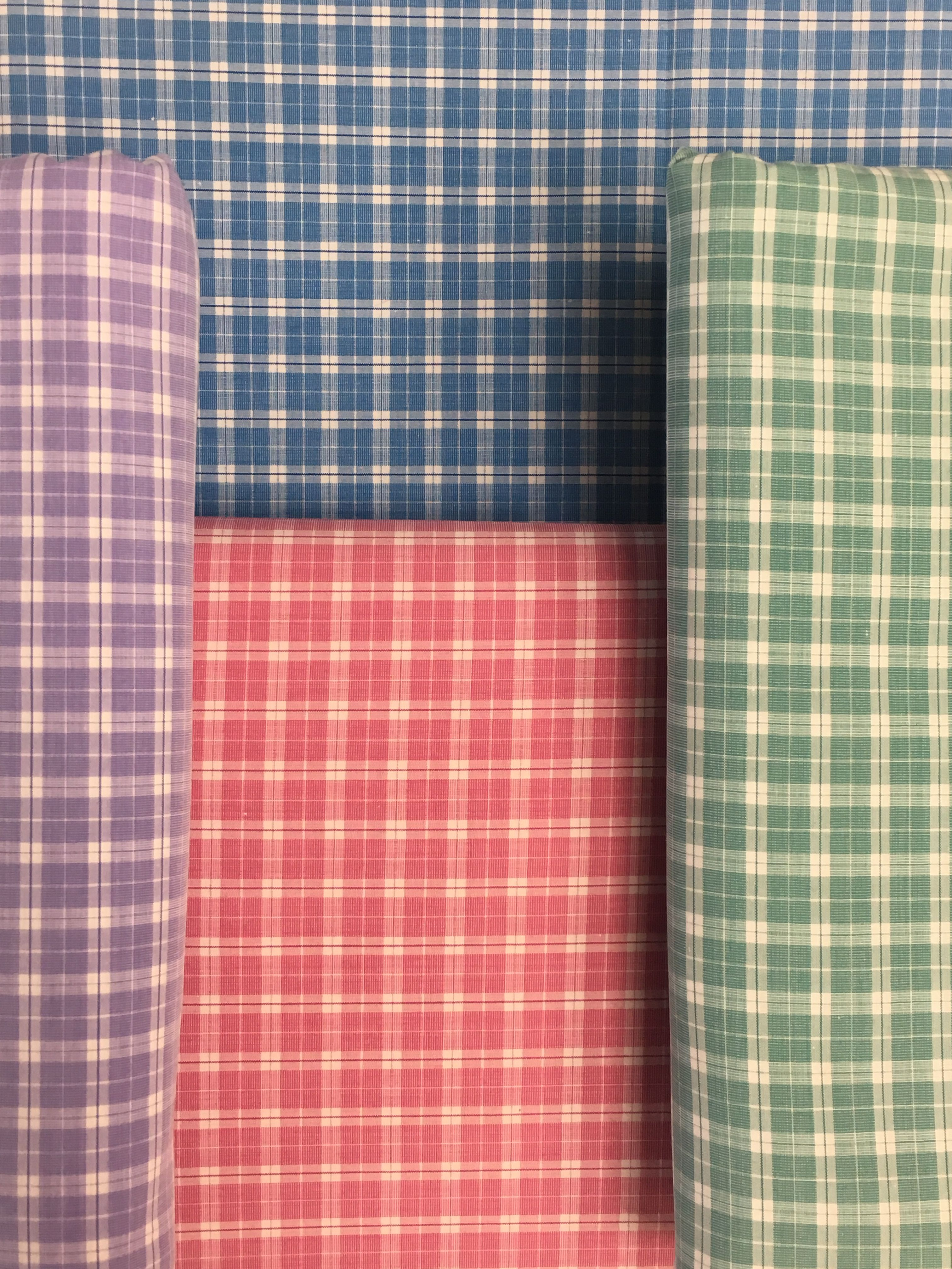 Seasonal Thomas Mason Egyptian Cotton for Spring/Summer