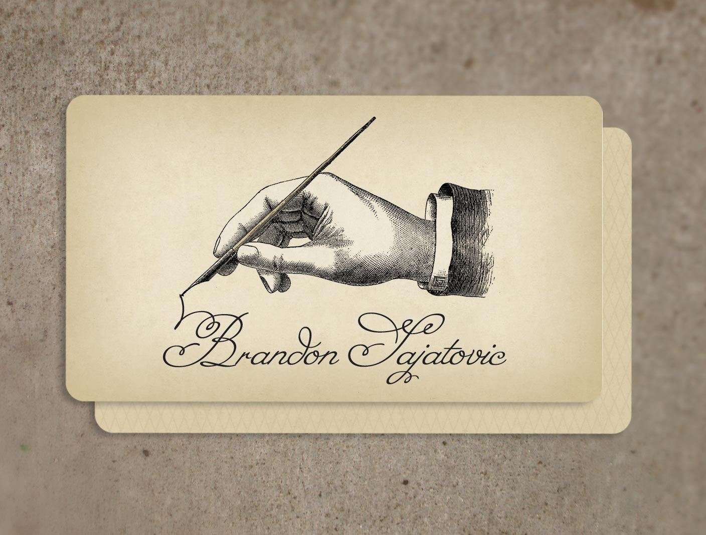 Vintage Victorian Business Cards Gallery - Card Design And Card Template