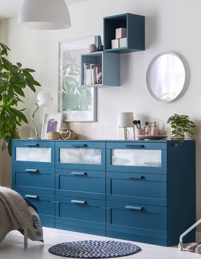 Devenez une pro du rangement avec ces 10 commodes ikea meubles furnitures commode ikea - Meuble ikea commode ...