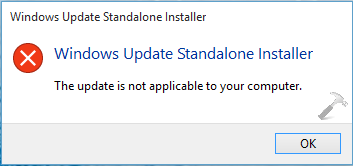 [FIX] Cannot Install Remote Server Administration Tools (RSATs) In Windows 10 - Kapil Sparks™