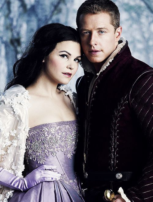 Once Upon A Time Blanche Neige : blanche, neige, White, Charming, Blanche, Neige,, Capitaine, Swan,, était