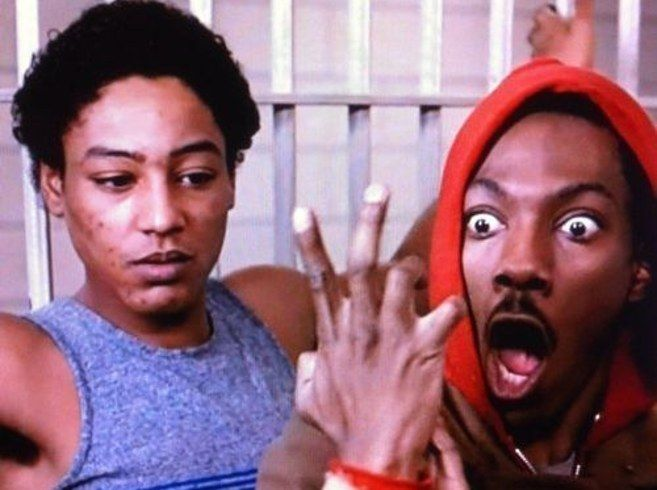 Giancarlo Esposito In Trading Places Breaking Bad Trading