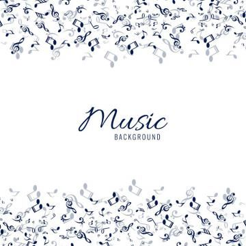 Abstract Music Notes Design Background Abstract Background Backdrop Png And Vector With Transparent Background For Free Download Music Notes Music Wallpaper Notes Design