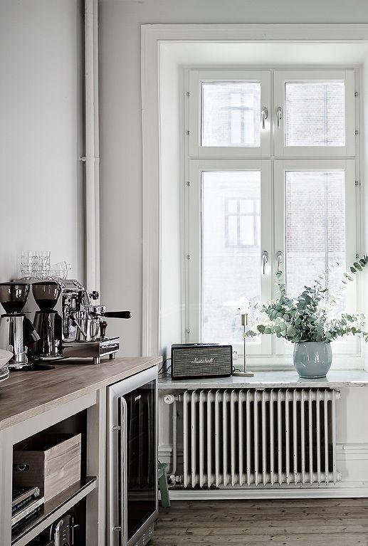 Light and cozy home - via Coco Lapine Design | Interiors | Pinterest ...