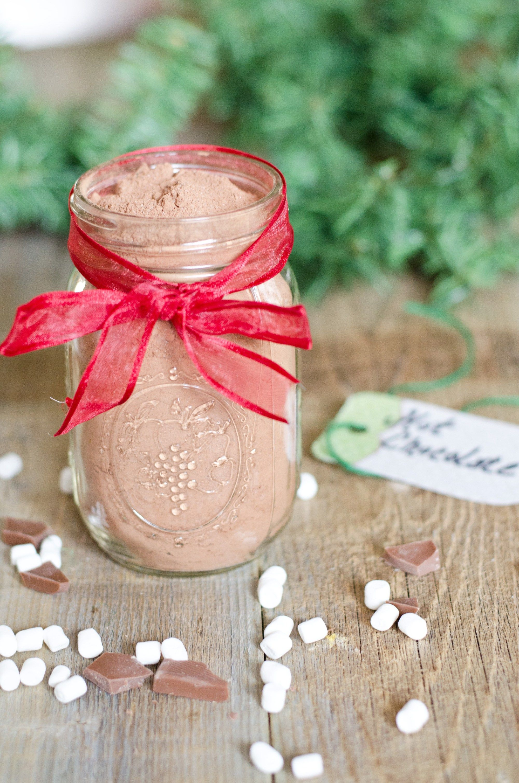 Diy hot chocolate mix without dry milk powder recipe