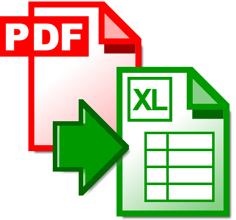 PDF to Excel Converter Free Online without email in 2019