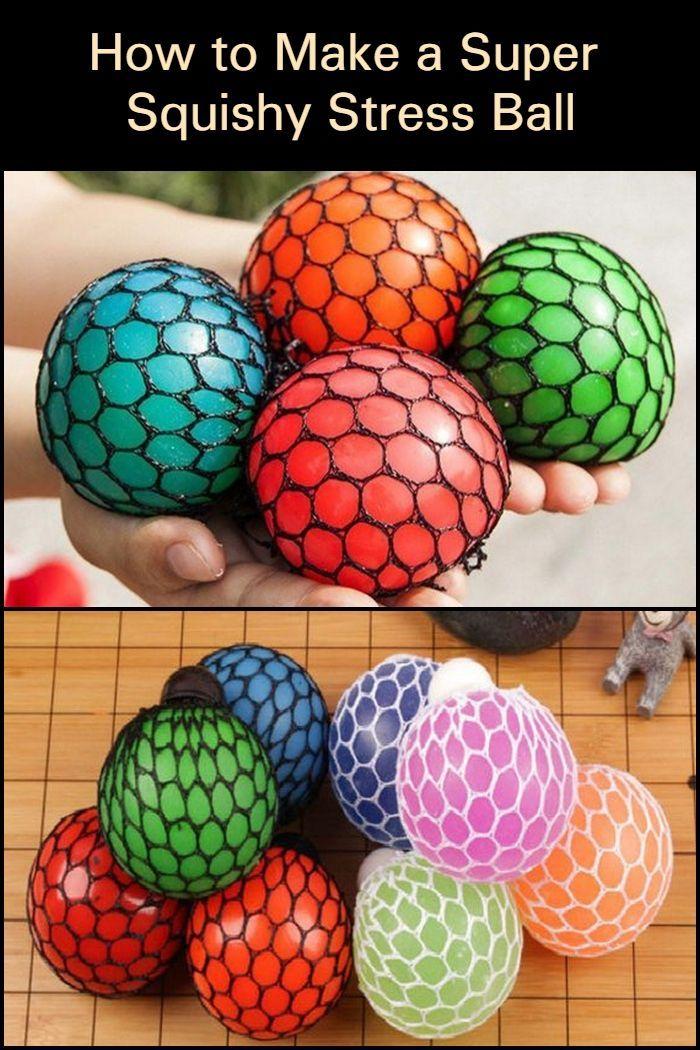 How to Make a Super Squishy Stress Ball – Craft pr