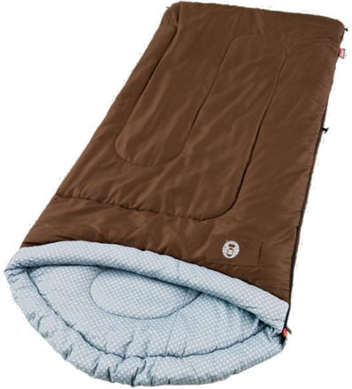 Rated Down To 40ºf The Coleman Sleeping Bag Willow Creek
