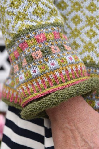 Moments in Time | Muster & Anleitungen Fair isle & nordische Muster ...