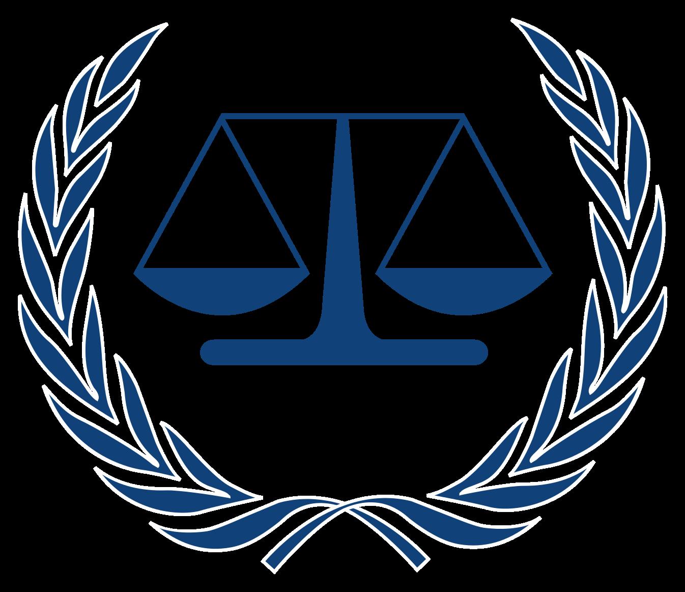 FailInternational Criminal Court logo.svg Balanza de la