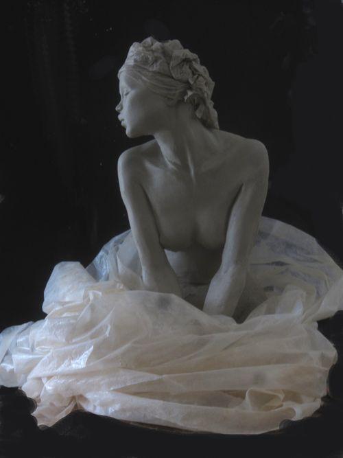 Marie Paule Deville Chabrolle Kunst Sculpturen Sculpturen Kunst