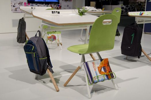 Clever School Furniture Design Making Us Ponder What The Equivalent Of This  Could Be For The