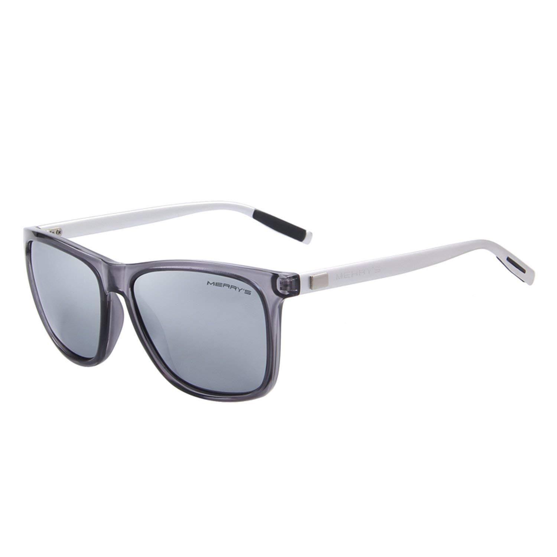 194f4beddff MERRY S Unisex Polarized Aluminum Sunglasses Vintage Sun Glasses For  Men Women S8286