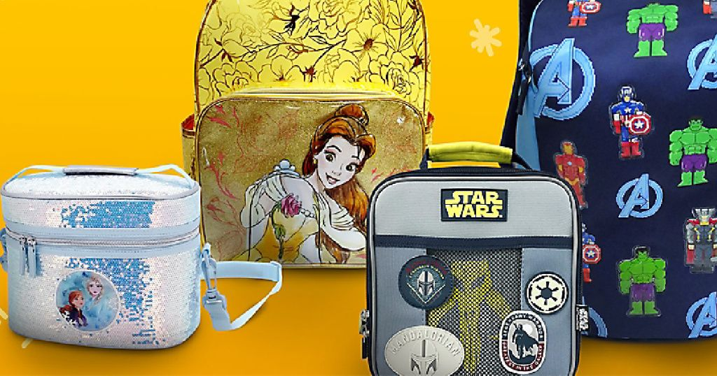 Disney Backpack AND Lunch Box Just 26 (Regularly 46) in