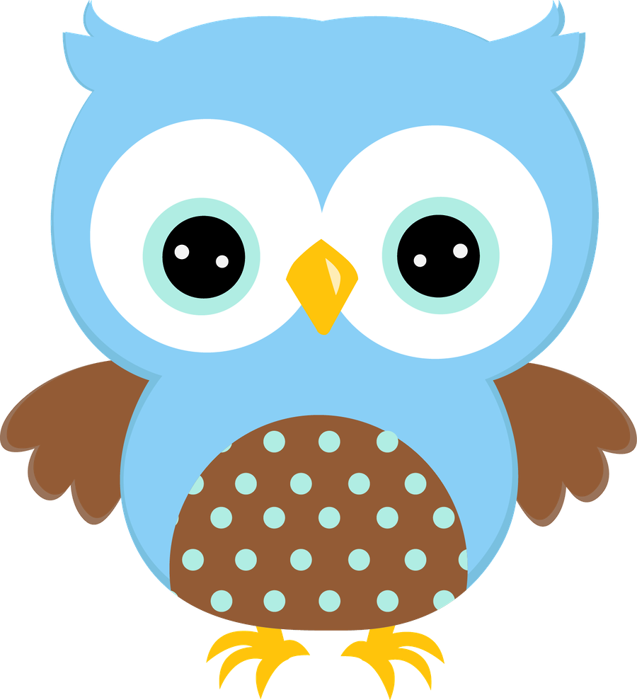 Owl Clip Art Buhos De Colores Imagenes De Buho Buhos Infantiles