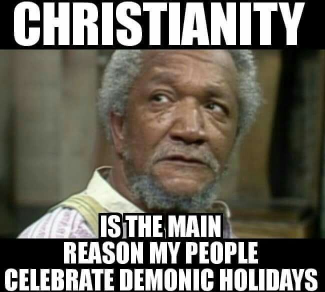 Catholic Church combined Christianity & Paganism to pull in more people with Lure of Fun.