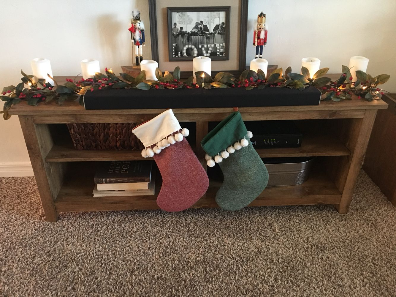 Magnolia stockings Holiday decor, Home decor, Decor