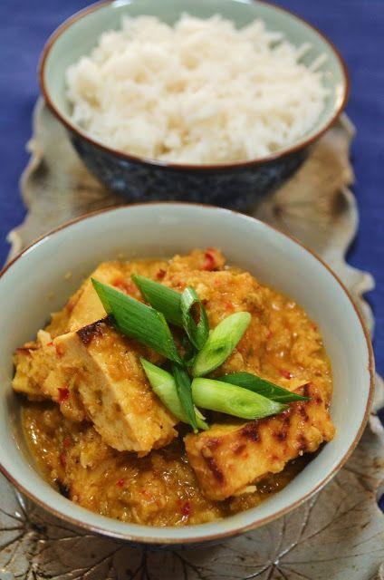 Rendang Tofu
