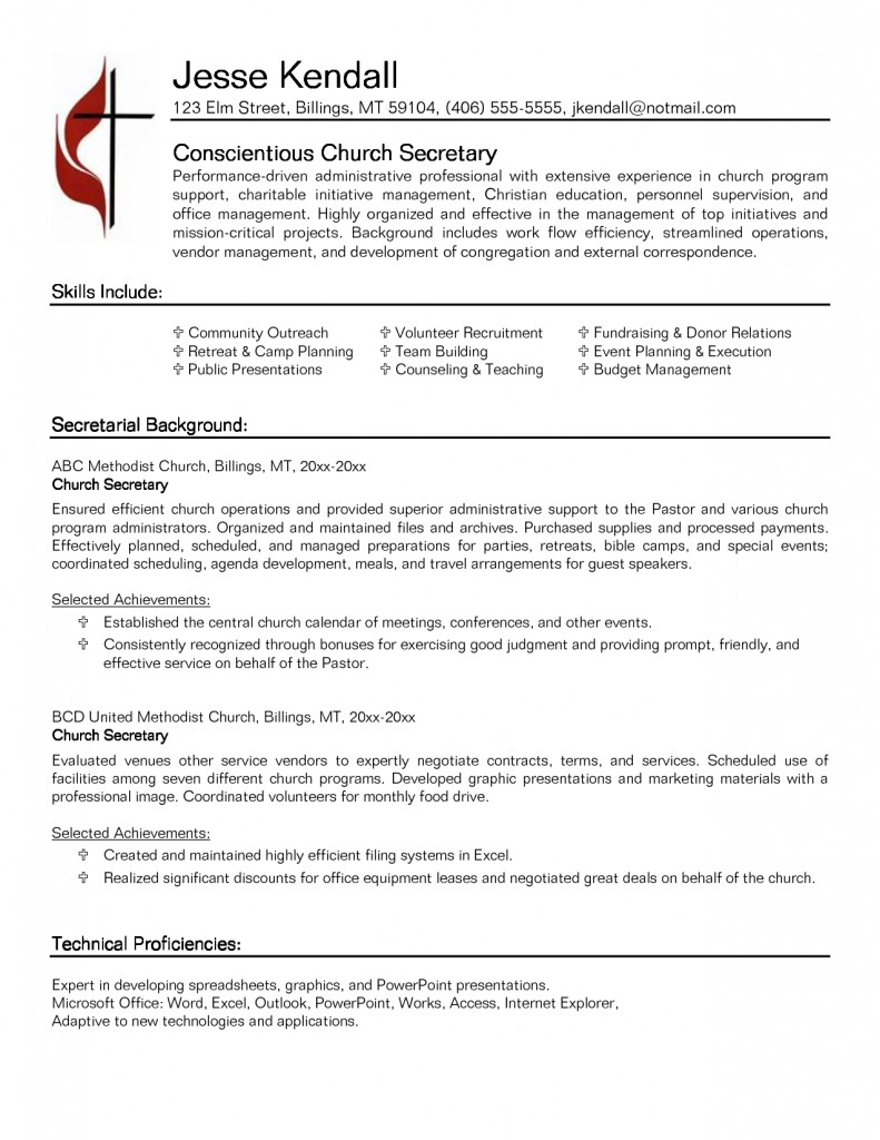 Procurement Resume Endearing Procurement Officer Cv Sample ...
