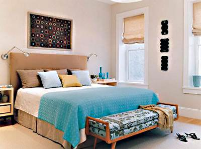 Bedroom decor ideas elle decor bedroom ideas for Sleeping room decoration