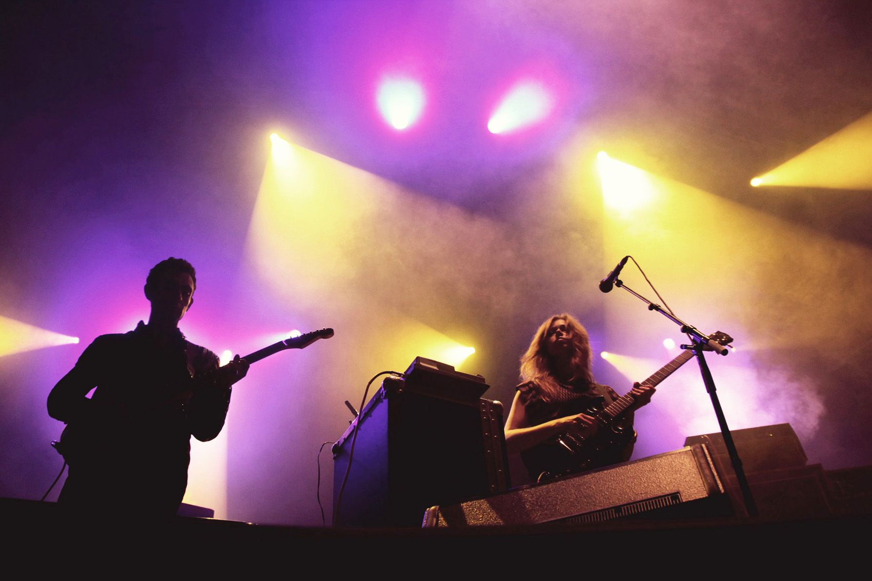 chromatics - primavera sound 2012 pitchfork